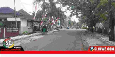 Jalan Melur Praya