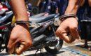Bekuk 7 Pelaku Curanmor dan Penadah, Polisi Sita Lima Sepeda Motor