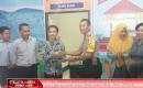 Polisi di Lombok Barat Potong Tumpeng Sambut HUT Bhayangkara Ke-72