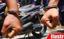 Dorr! Terduga Maling Motor Tumbang,  Polisi Sita Narkoba dan Sejumlah Kendaraan Curian