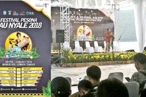Ini Ragam Atraksi Budaya dan Tema Festival Pesona Bau Nyale 2018