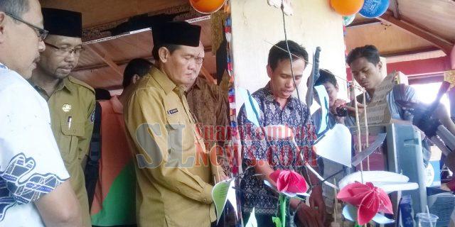 Temu INOVASI di Lombok Tengah Dibanjiri Ide – Ide Pembelajaran