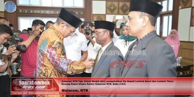 Mendagri  Tunjuk HL. Saswadi Sebagai Pjs Bupati Lombok Barat