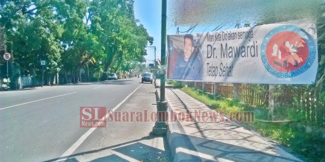 dr. Mawardi  Belum Ditemukan, NDI Tebar Spanduk