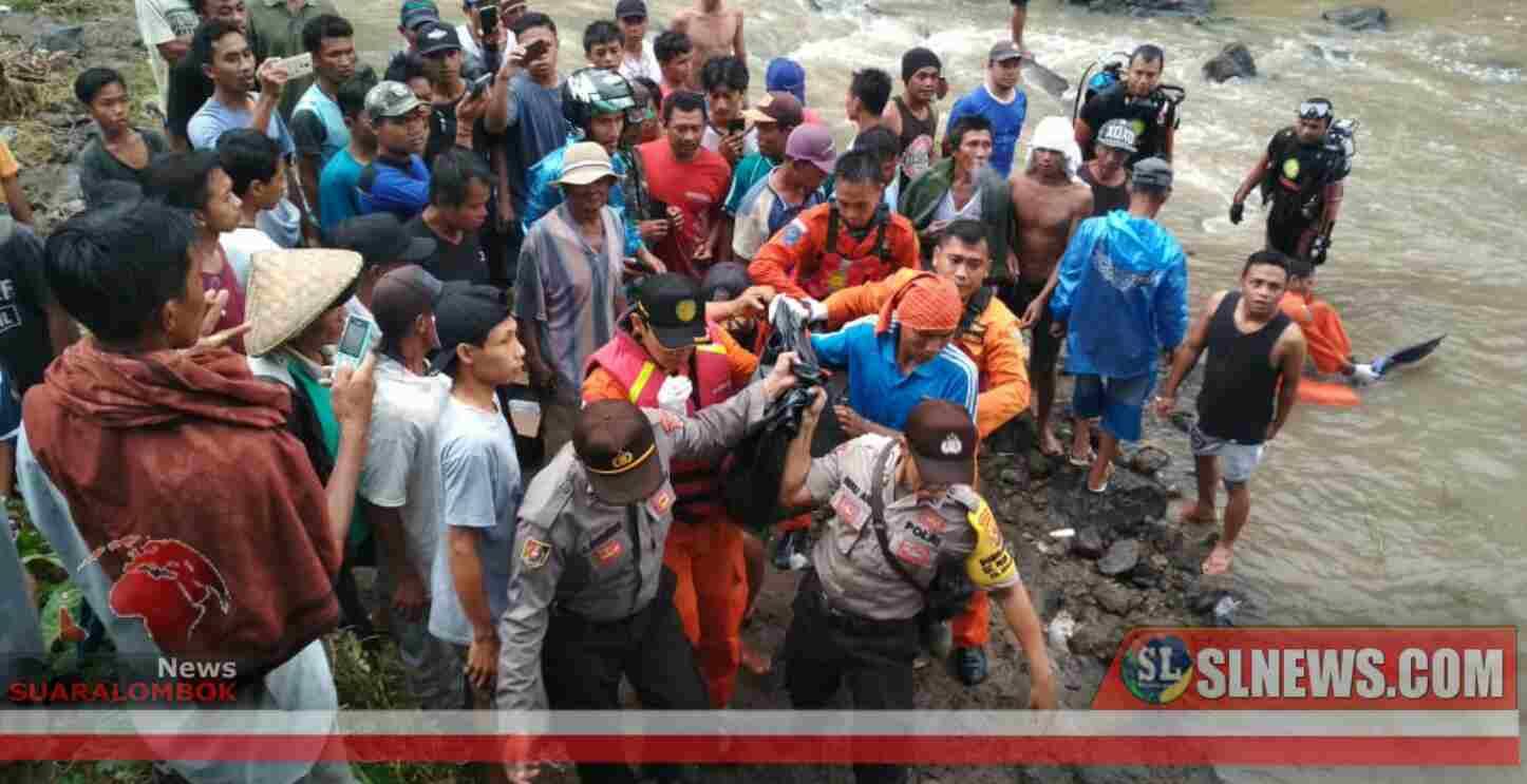 Tenggelam di Embung Surabaya, Rizki Ditemukan, Restu Masih Hilang