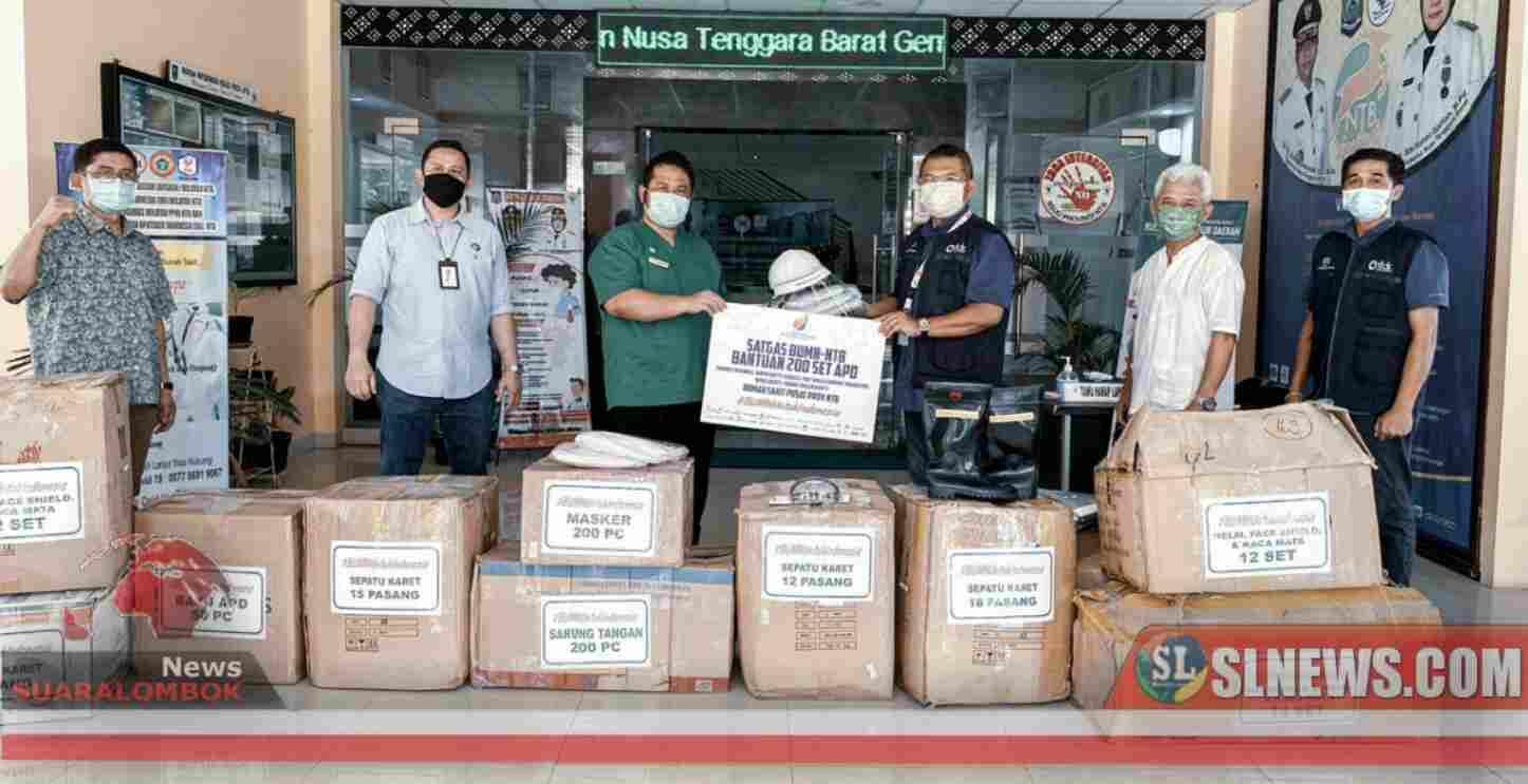 Ditunjuk Jadi Koordinator Satgas Bencana Nasional Covid-19 BUMN NTB, ITDC Langsung Tancep Gas