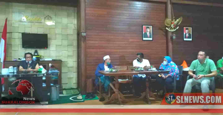 Pawai Takbiran, Shalat Idul Fitri Dilapangan dan Dimasjid Ditiadakan di Lombok Tengah
