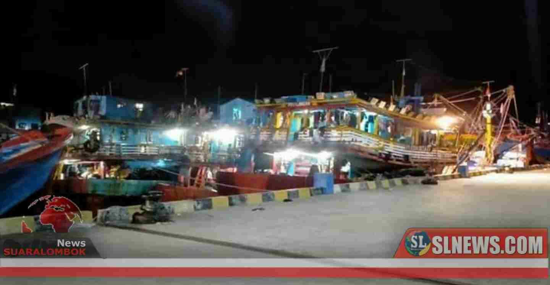 Besok, 14 Kapal Yang Nyandar Diteluk Awang Angkat Jangkar