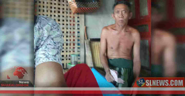 Istri Kadus di Lombok Tengah Dapat Bansos Dari Kemensos
