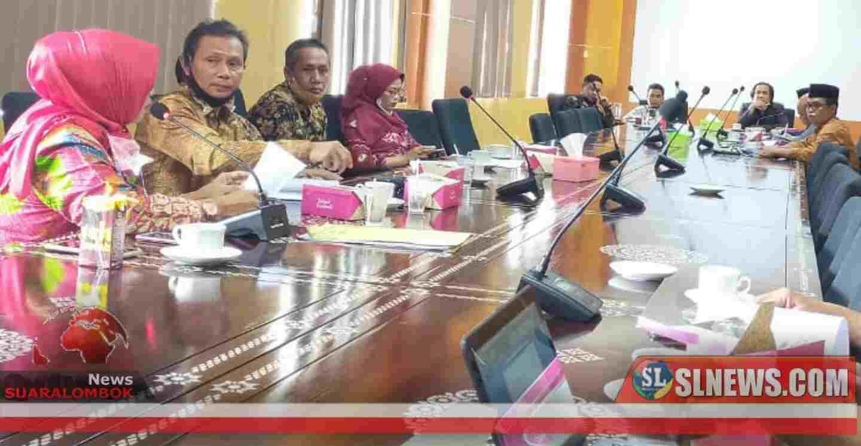 Pansus Covid-19 DPRD Lombok Tengah Gali Penggunaan Anggaran Corona Dari Tiga OPD