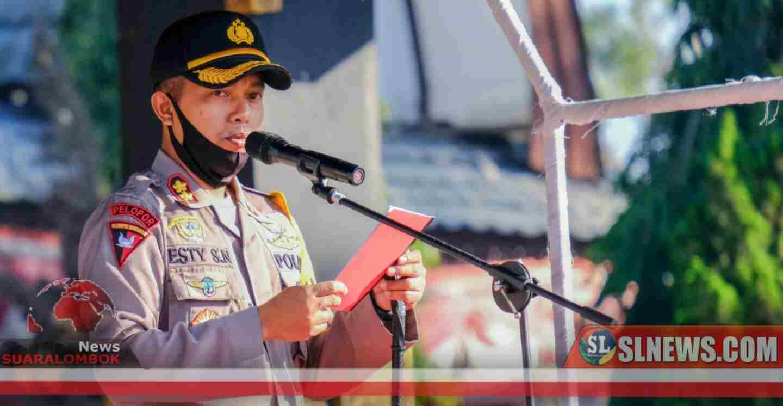 Apel Tiga Pilar Digelar di Lombok Tengah