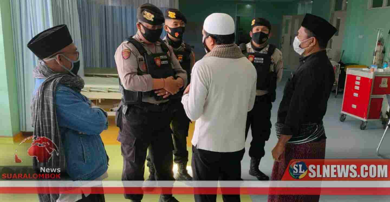 Alasan Keluarga Menolak Pemakaman Jenazah Positif Covid-19 di Lombok Tengah Secara Protokol Kesehatan