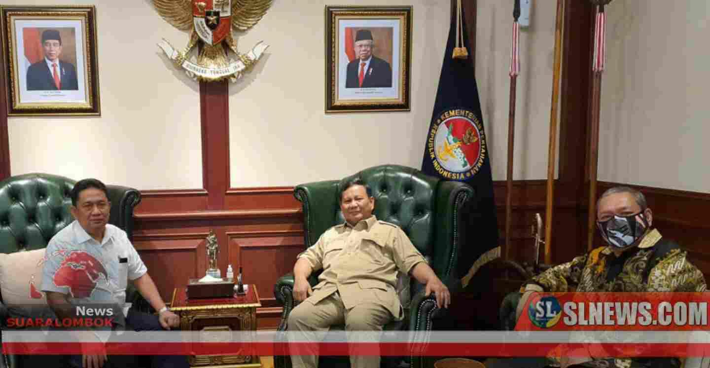 Demi Kesejehtaraan Petani, HBK Perjuangkan NTB Jadi Penyangga Program Food Estate