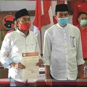 Setelah PDIP, Pathul - Nursiah Tunggu SK Dari Golkar