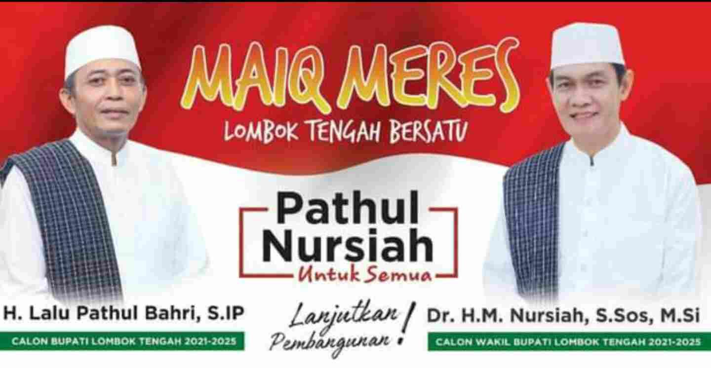 Besok, Nursiah Tak Lagi Jabat Sekda Lombok Tengah