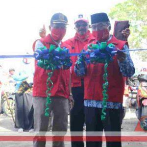 Bersama Pemkab Lombok Tengah, BPOM Launching Inovasi KIE GAS-PAMAN