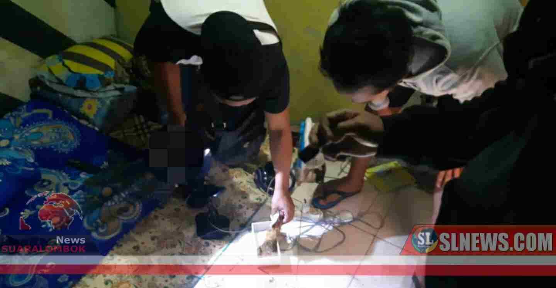 Pengedar dan Pengguna Sabu di Lombok Tengah Ditangkap Polisi