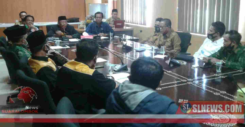 PPAT Minta Tim 8 Bentukan Kaban Pendapatan Daerah Lombok Tengah Dibubarkan