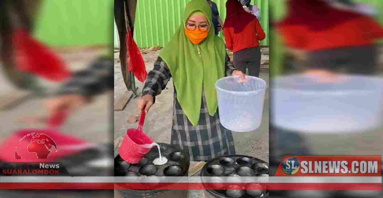 Angkat Kesejahteraan Pedagang Kecil, Selly-Manan Bakal Festivalkan Jajanan Lokal