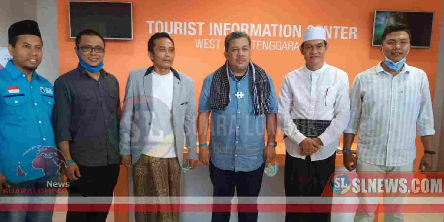 Mesin Politik Partai Gelora Siap Menangkan Pathul-Nursiah di Pilkada Lombok Tengah 2020