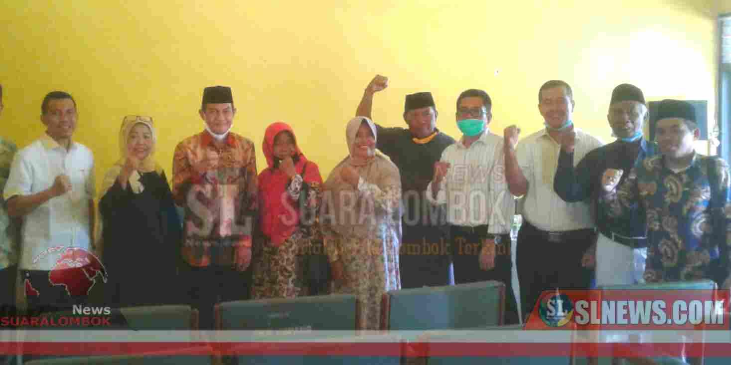 Jadi Kader Golkar, Nursiah Target Menang di Pilkada Lombok Tengah