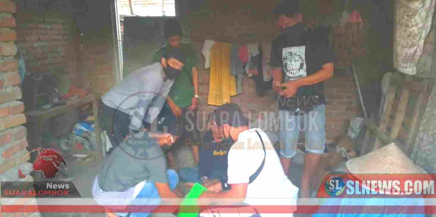 Terduga Pengedar Sabu Asal Desa Batunyala Ditangkap Polisi