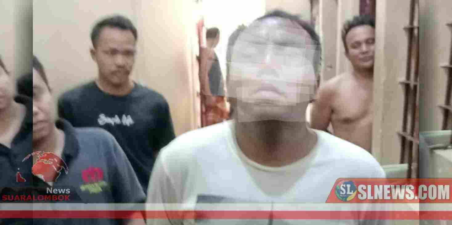 Dua Pencuri Asal Kota Mataram Ditangkap Warga di Lombok Tengah