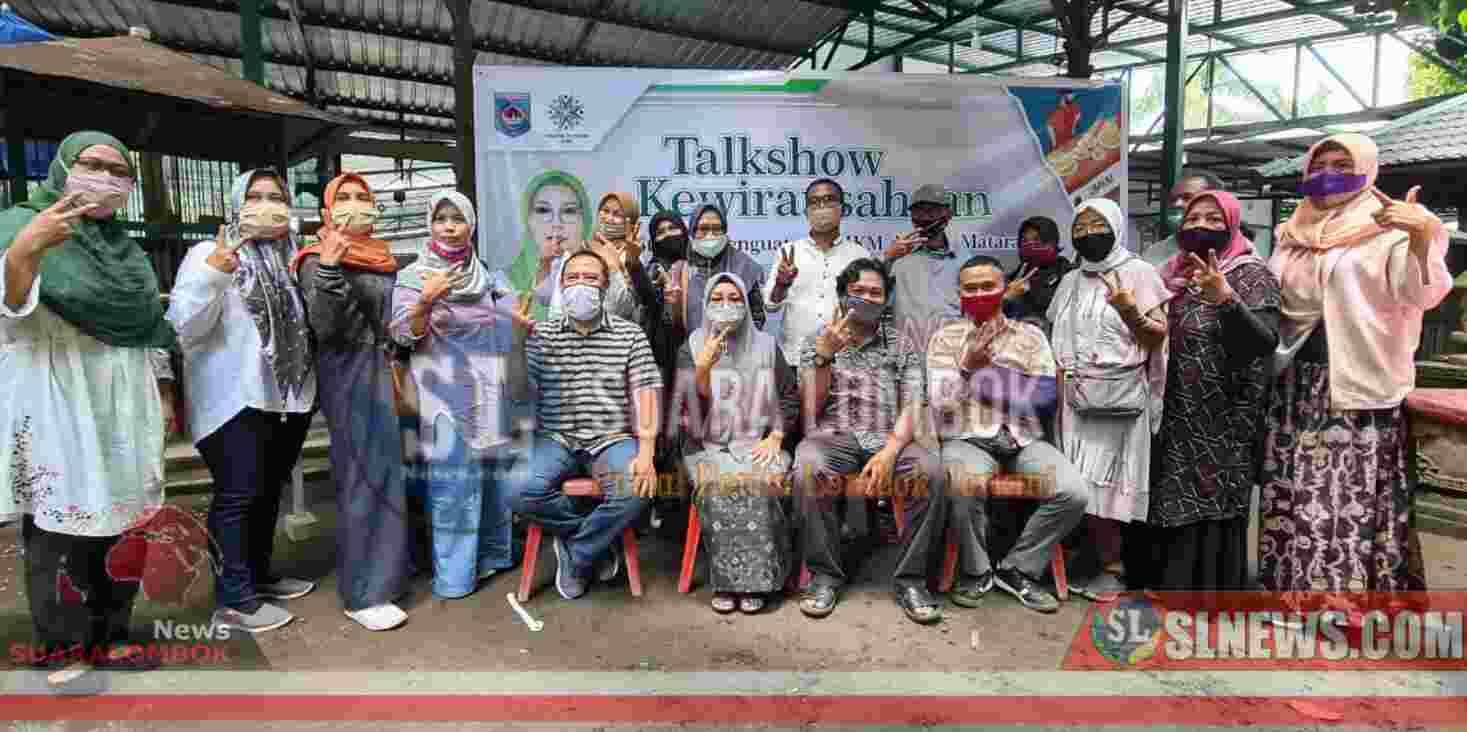 Dukungan Untuk SALAM Makin Tak Terbendung di Kota Mataram