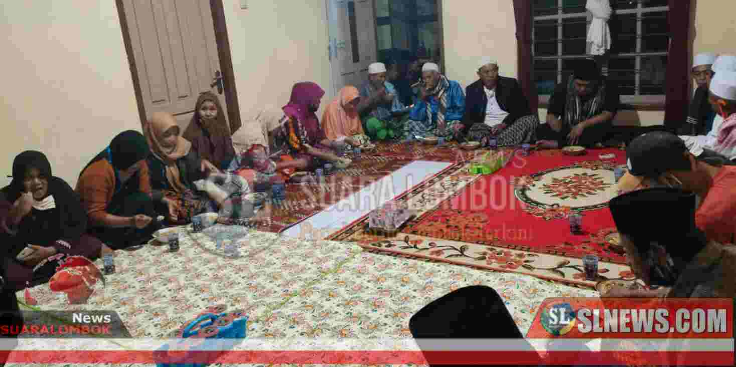 Silaturahim Calon Bupati Lombok Tengah H. Lalu Pathul Bahri