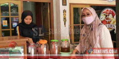 Calon Wali Kota Mataram Hj Selly