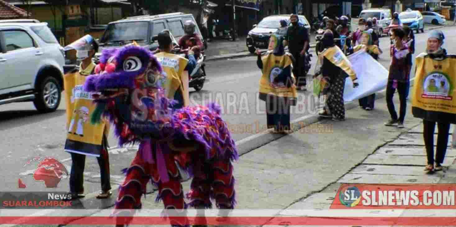 Kampanye Pilkada Kota Mataram 2020