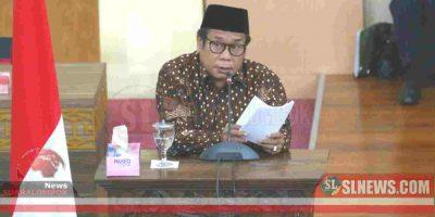 Sidang Paripurna DPRD Lombok Tengah