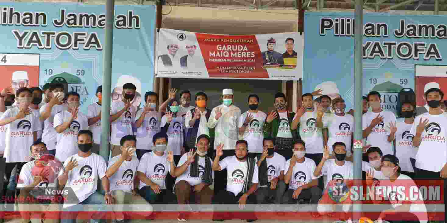 Calon Wakil Bupati Lombok Tengah 2020