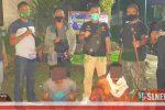 Dua Pelaku Curat Ditangkap Polisi