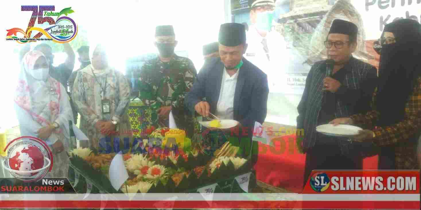 Hari Jadi Lombok Tengah 75