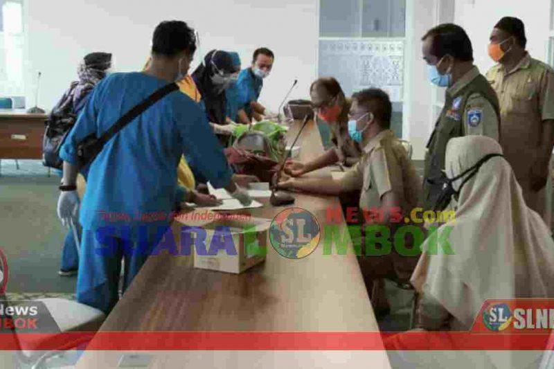 Kasus Covid-19 di Lombok Tengah