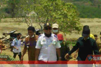 Klaim Wilayah Antara Pemkab Lombok Tengah dan Lombok Barat