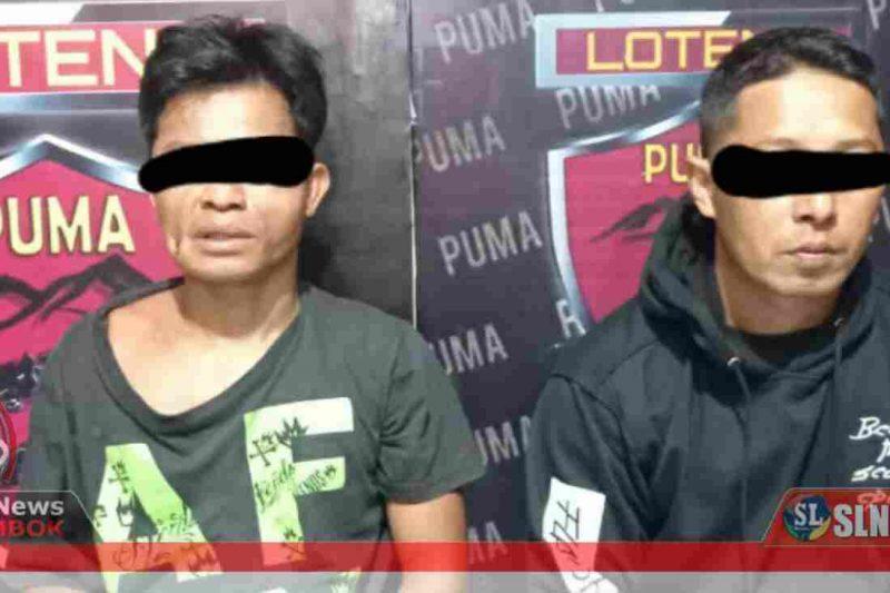 Pelaku Curat Ditangkap Polisi