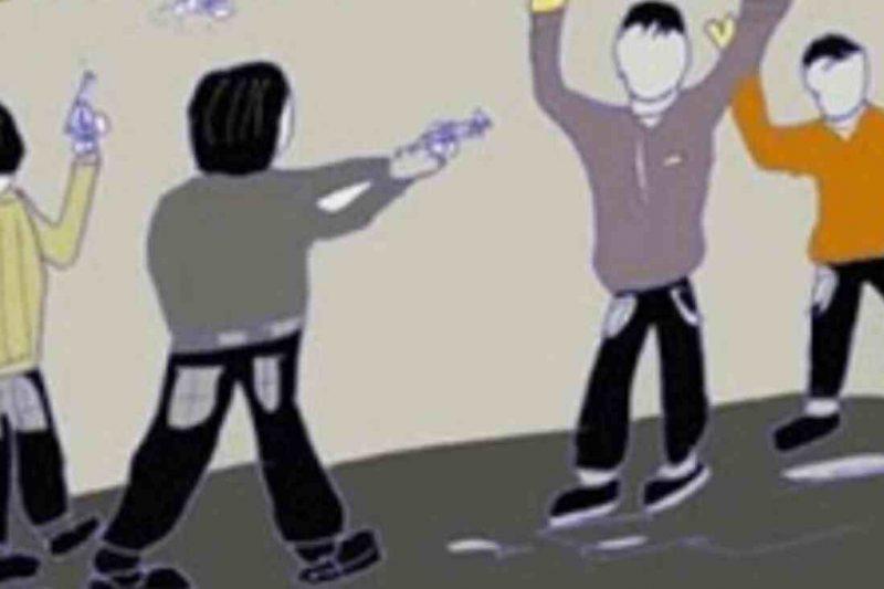 Aksi Perampokan di Batukliang