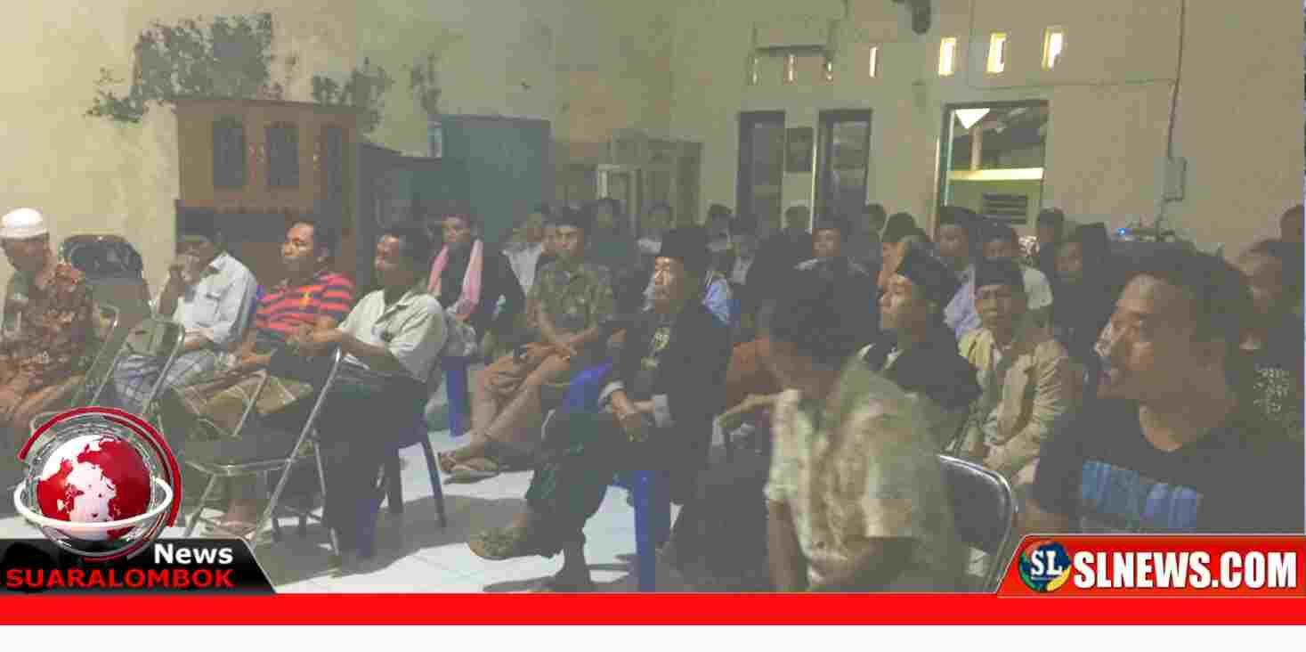 Jejak Pendapat Masyarakat Desa Tanak Awu