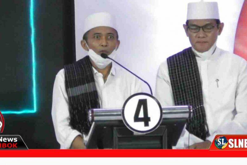 Debat Kandidat Paslon Pilkada Lombok Tengah