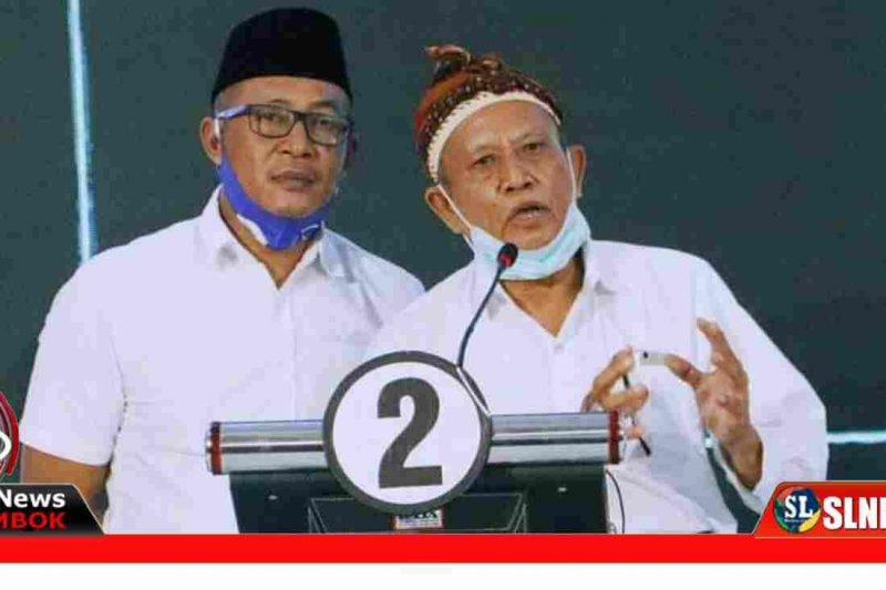 Debat Kandidat Pilkada Lombok Tengah 2020