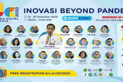 Indonesia Digital Conference Tahun 2020