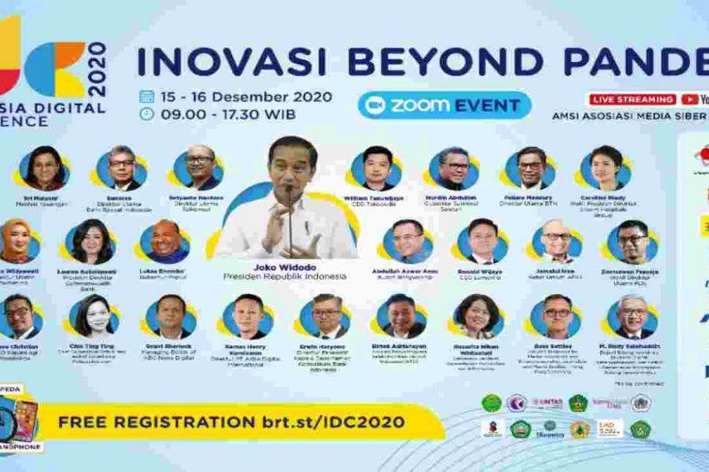 Indonesia Digital Conference Tahun 2020