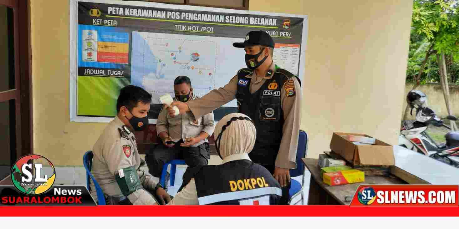 Urkes Polres Lombok Tengah