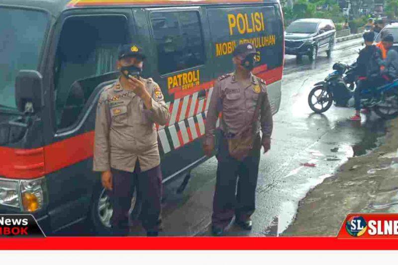 Sat Binmas Polres Lombok Tengah