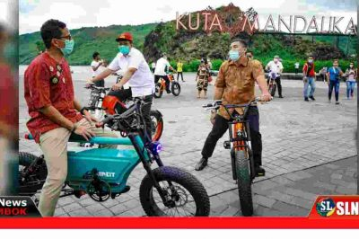 Destinasi Sport Tourism The Mandalika Lombok