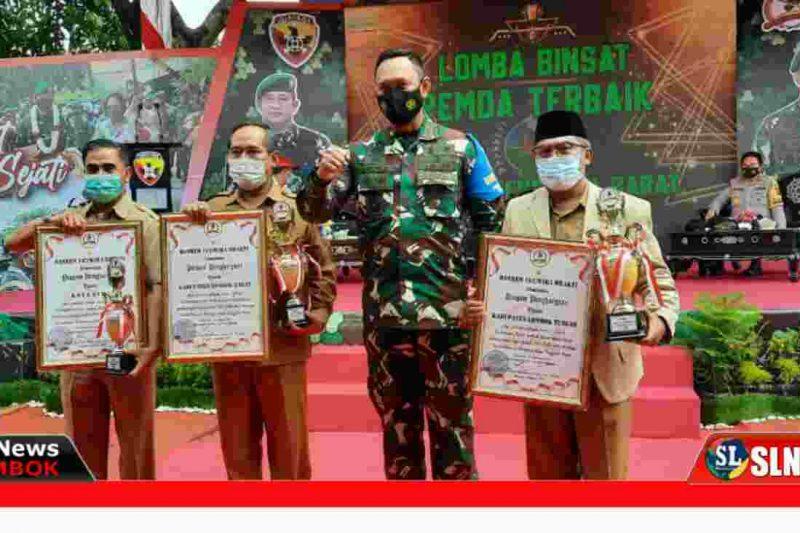 Pemkab Lombok Tengah dukung tupoksi TNI - Polri