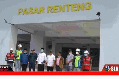 Pasar Renteng Lombok Tengah