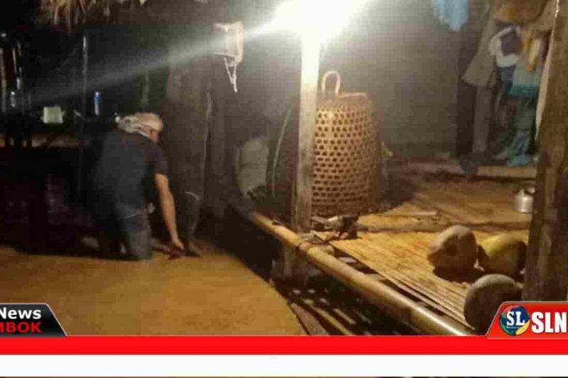 Bencana Banjir di Desa Kuta Lombok Tengah